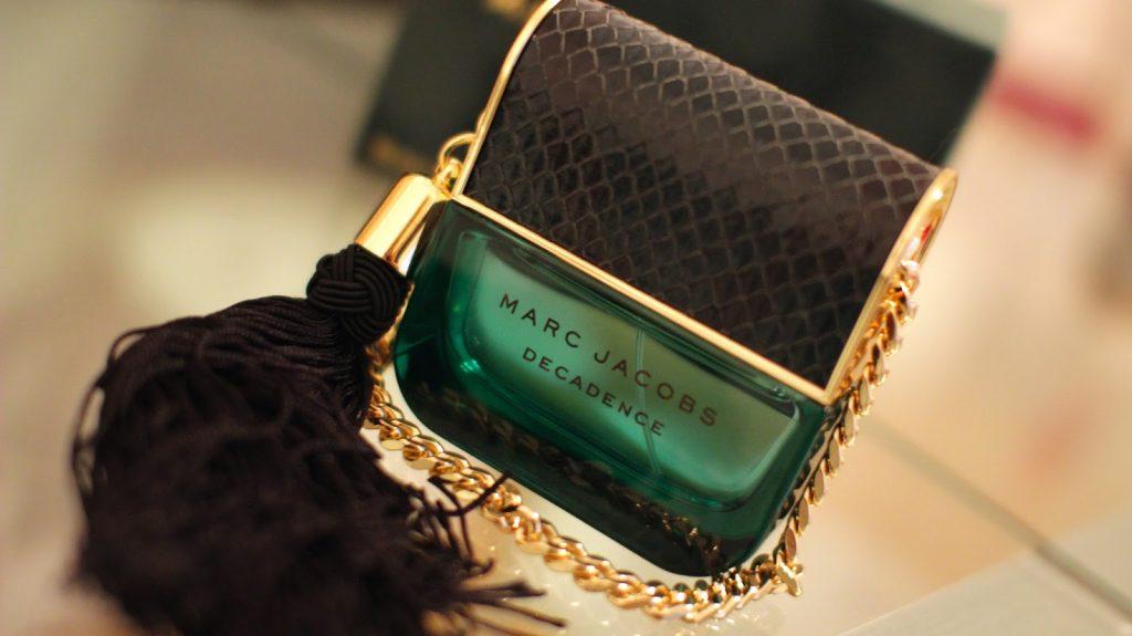 Marc Jacobs Decadence – est-ce un parfum ou un sac ?