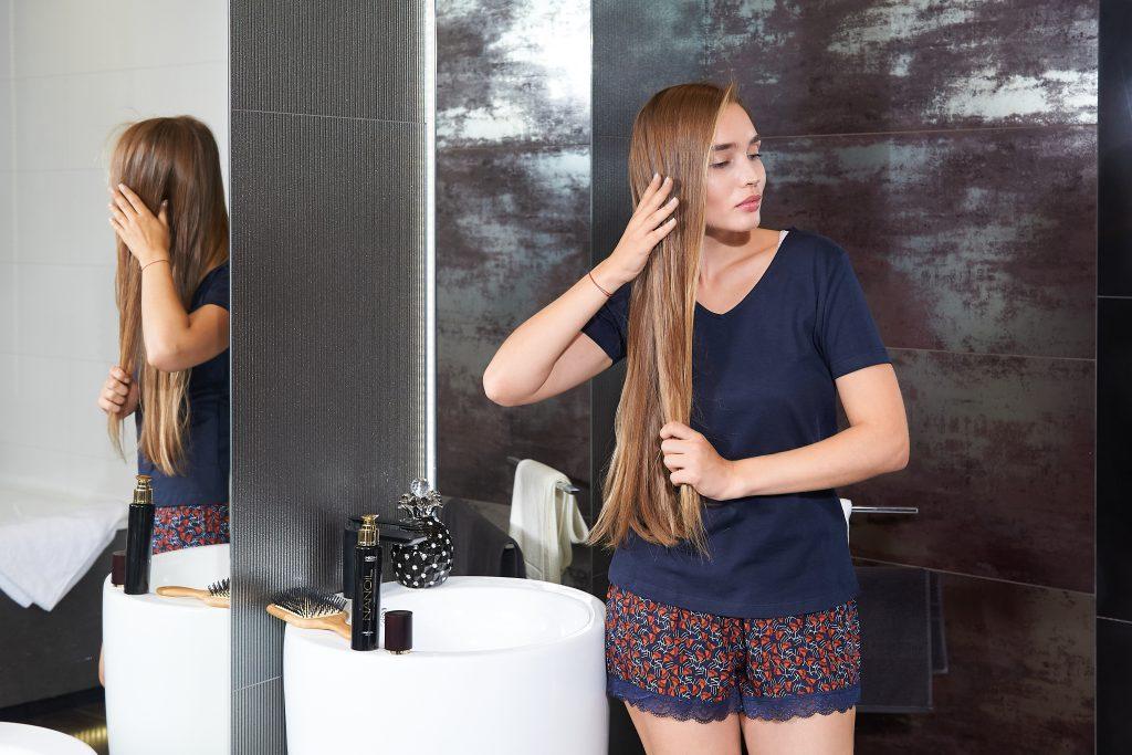 Rajeunissement des cheveux - Nanoil